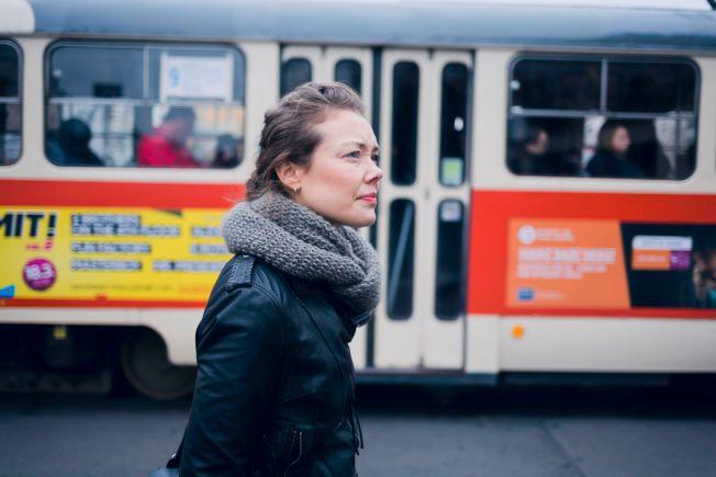 SKAKENDE: – VGTV-serien «Frelst» av og med Rut Helen Gjævert (bildet) skaker meg, først og fremst fordi den ikke overrasker. Jeg kjenner meg igjen, skriver prest Stian K. Aarebrot.