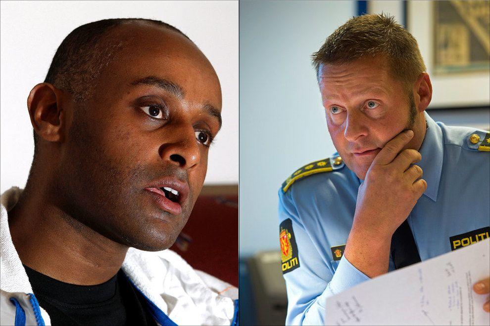 BEKREFTER: Leder Einar Aas ved Seksjonen for organisert kriminalitet i Oslo politidistrikt sier at hasjleveringen til Metkel Betews (37) påståtte liga ble gjort av polititaktiske årsaker.