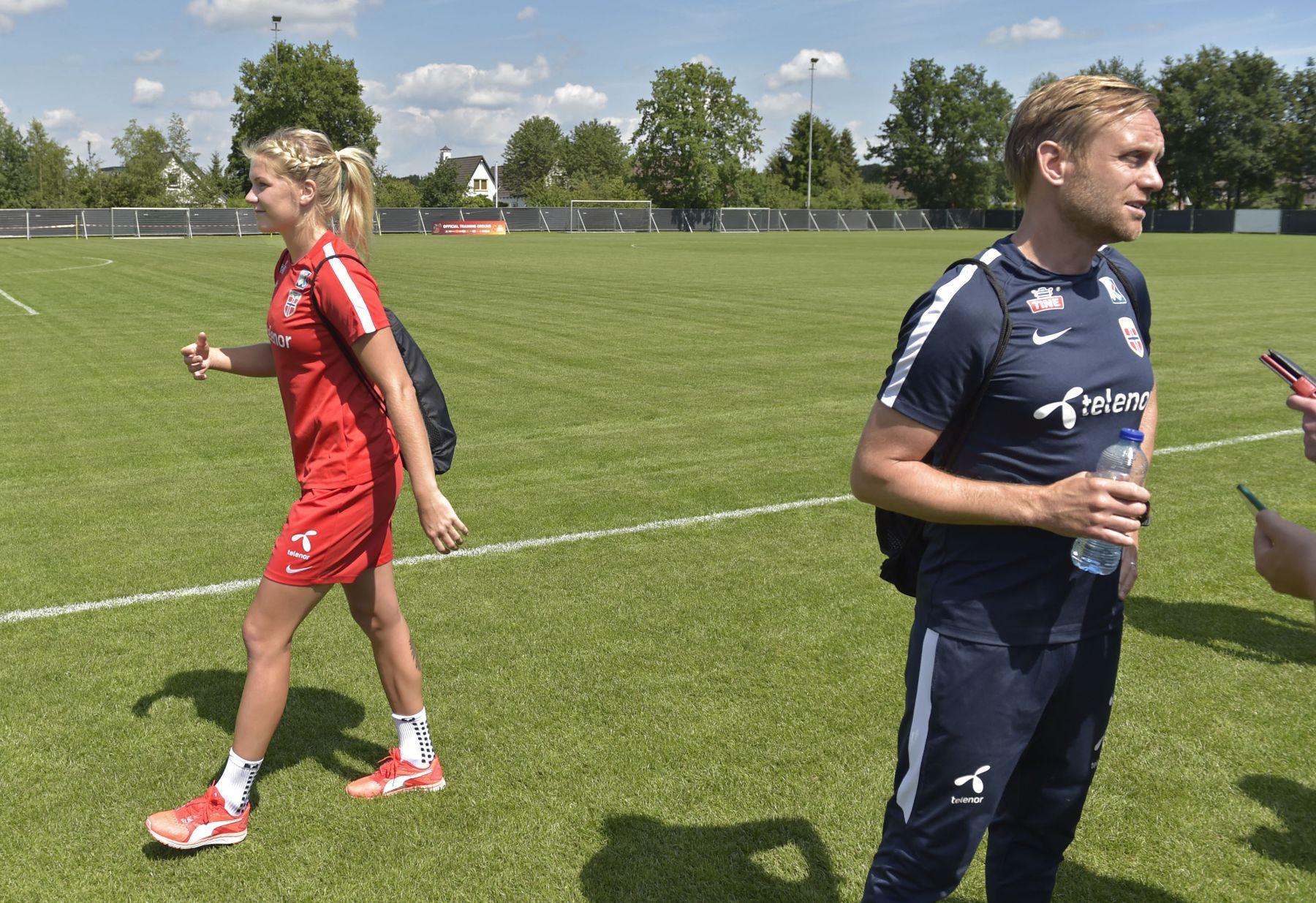 Martin Sjögren har tatt Norge til VM uten Ada Hegerberg på laget. Blir det nå tatt nye steg for å løse opp i uenighetene?