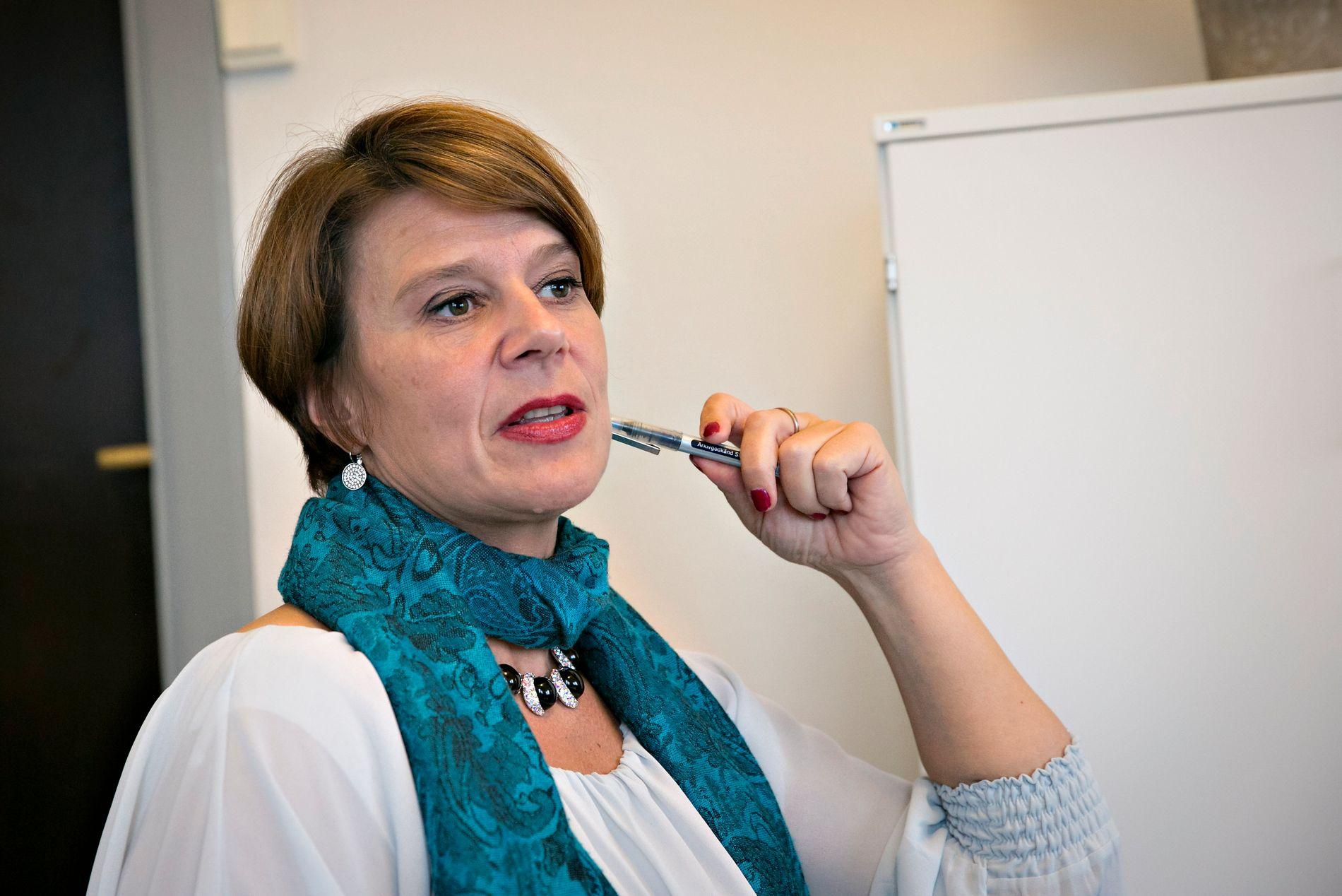 STØTTER THORKILDSEN: Tidligere utdanningsbyråd i Oslo Tone Tellevik Dahl (Ap) sier også hun hadde samarbeidsutfordringer med Utdanningsetaten i hovedstaden.