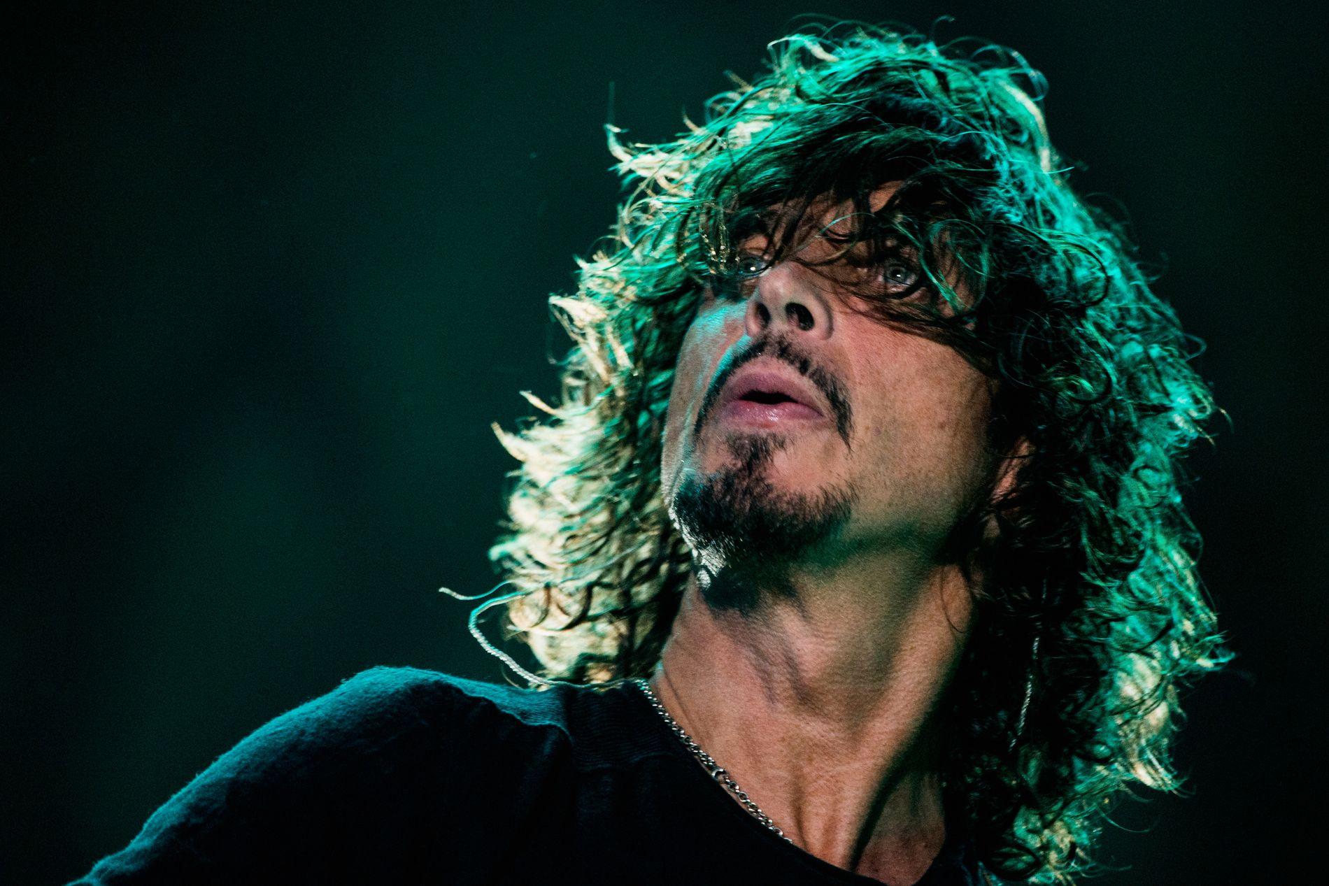 DØD: Chris Cornell. Foto: GETTY
