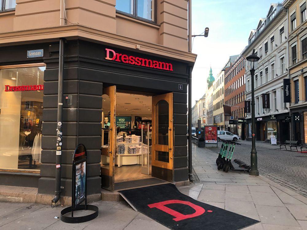 Jakker   Dressmann   Norge