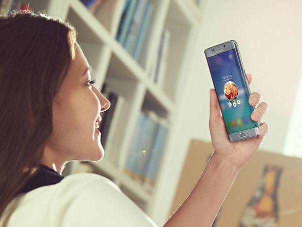 Samsungs S6 Edge Plus er en stor telefon, det er det ingen tvil om. Men størrelsen har sine fordeler.