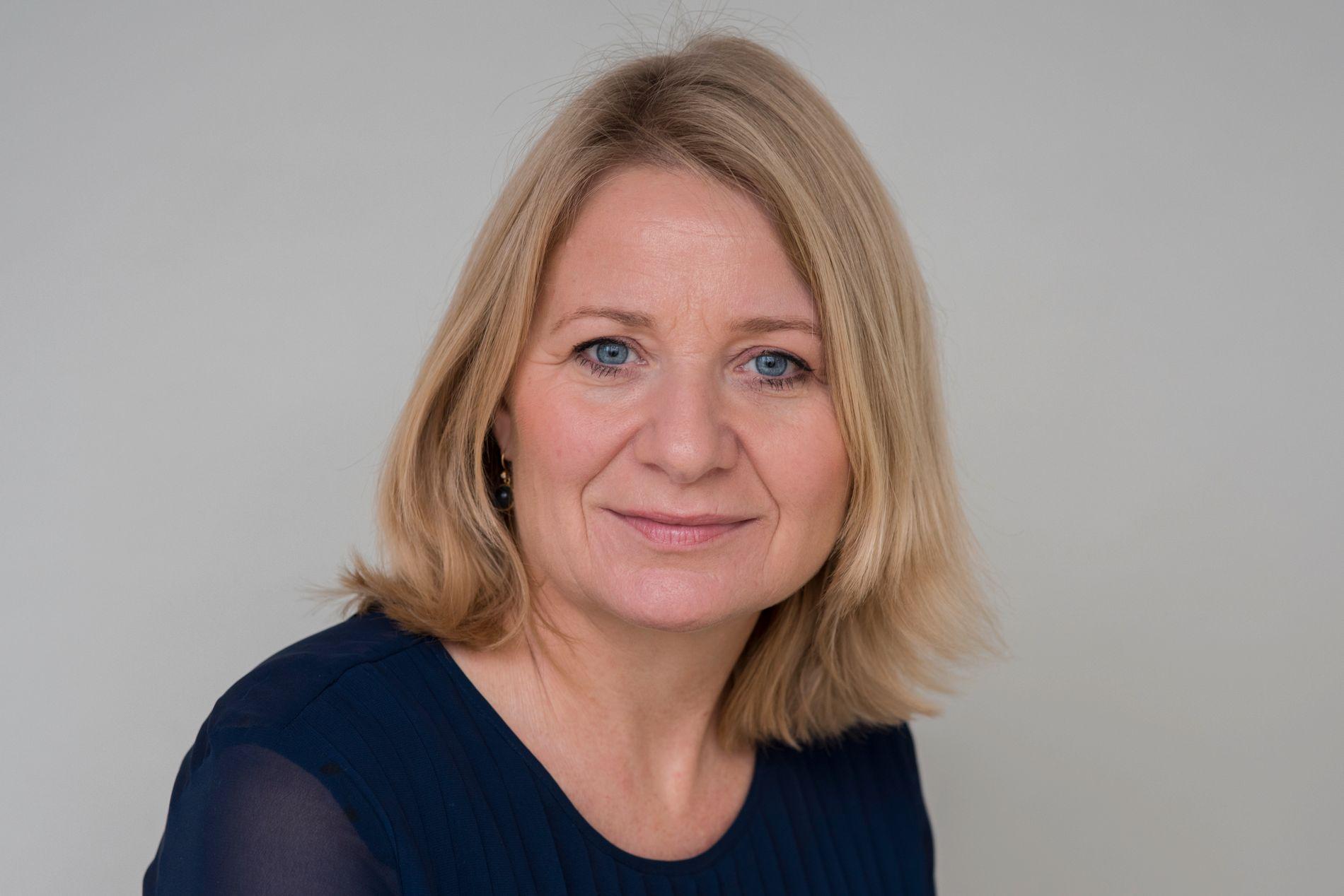 Fungerende avdelingsdirektør i UDIs region- og mottaksavdeling, Borghild Fløtre.