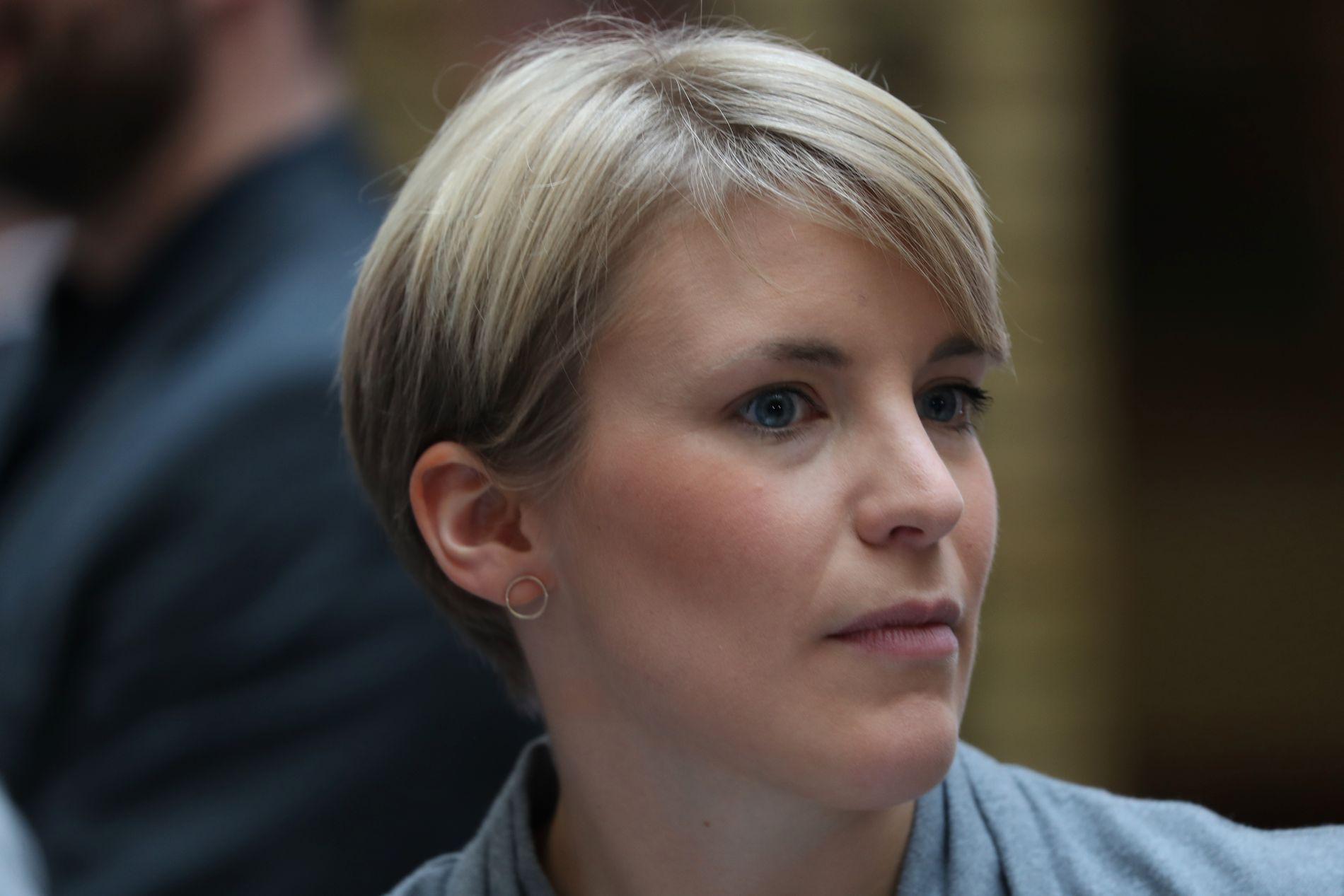 KRITISK: Kari Elisabeth Kaski, Finanspolitisk talsperson i SV, mener tilbudet og pasientsikkerheten i Oslo vil bli svekket dersom Ullevål sykehus legges ned.
