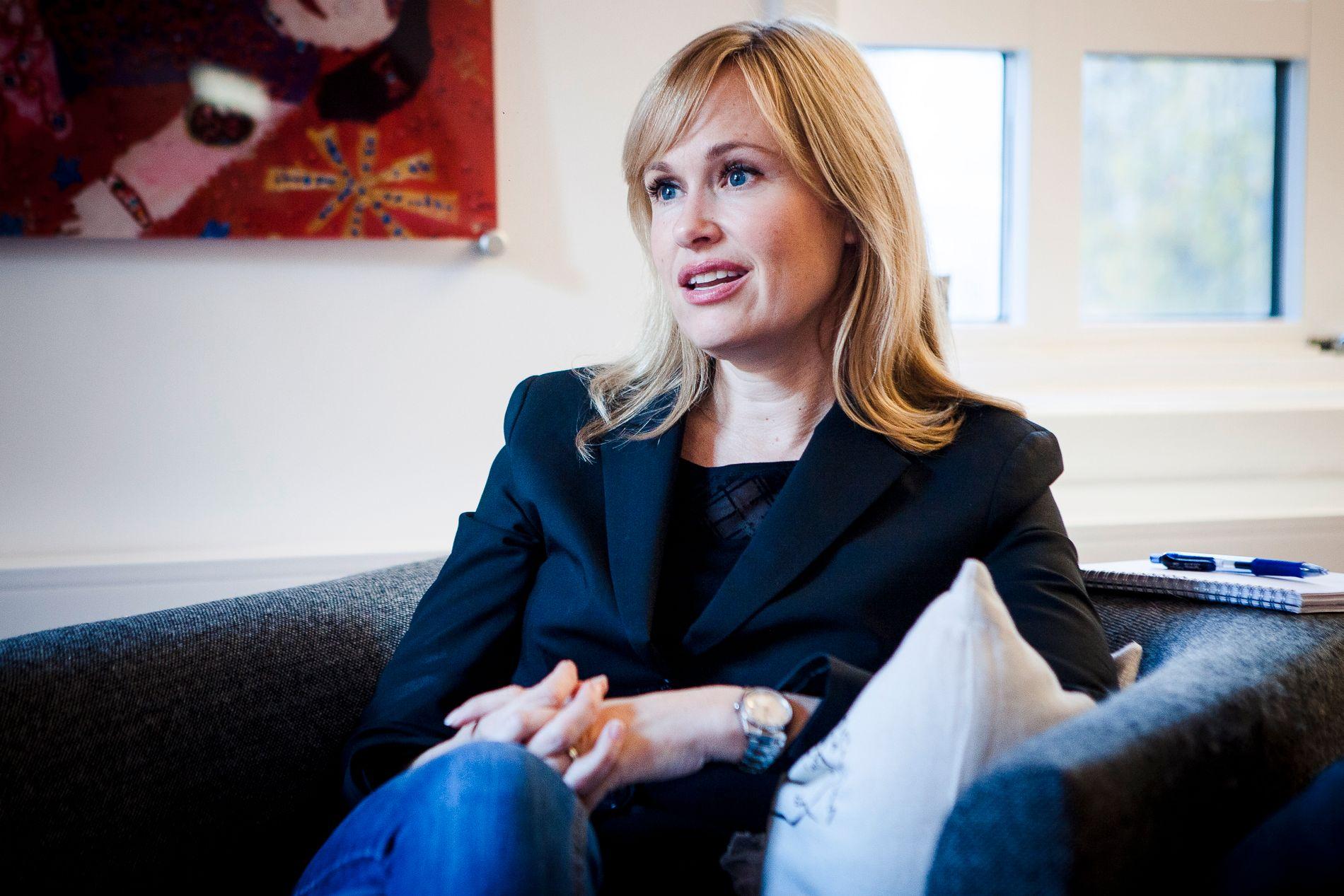 TRENGER MER: Barneombud Anne Lindboe mener det trengs mer penger for å sikre god oppfølging.
