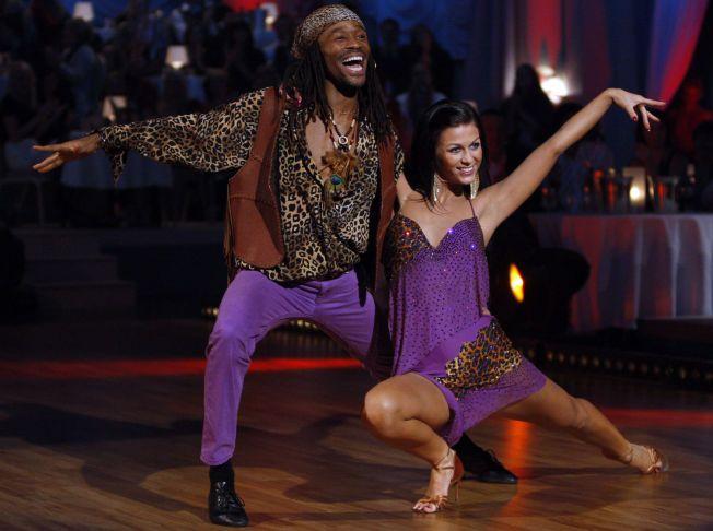 b861a5ec Alle de tidligere vinnerne av «Skal vi danse» var invitert til  jubileumsshowet, men to av vinnerne møtte ikke opp.