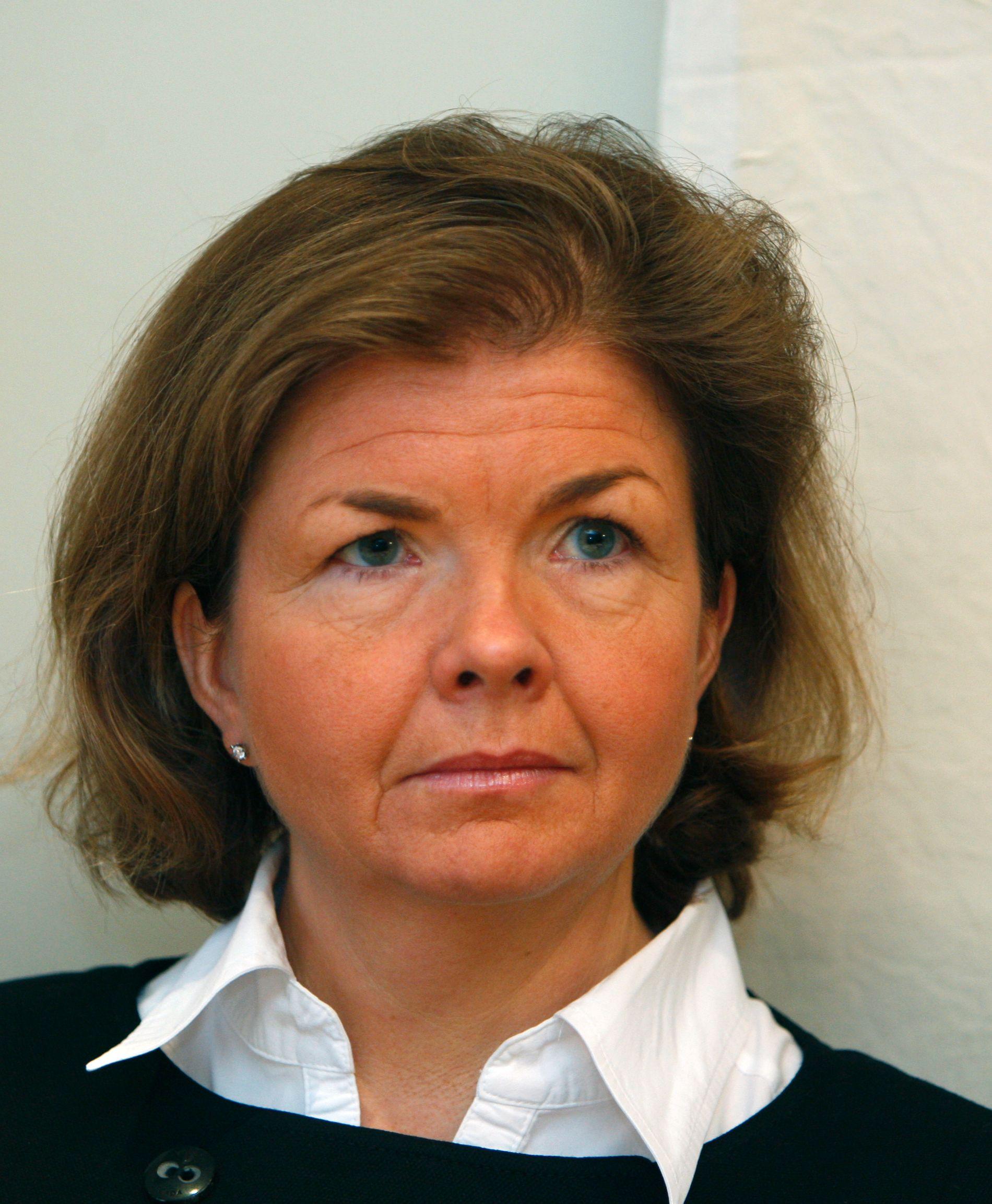 Anne Merethe Bellamy, direktør for markedstilsyn i Finanstilsynet.