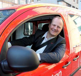 GRATIS BUSS? Samferdselsminister Ketil Solvik-Olsen ber Oslo teste positive virkemidler.
