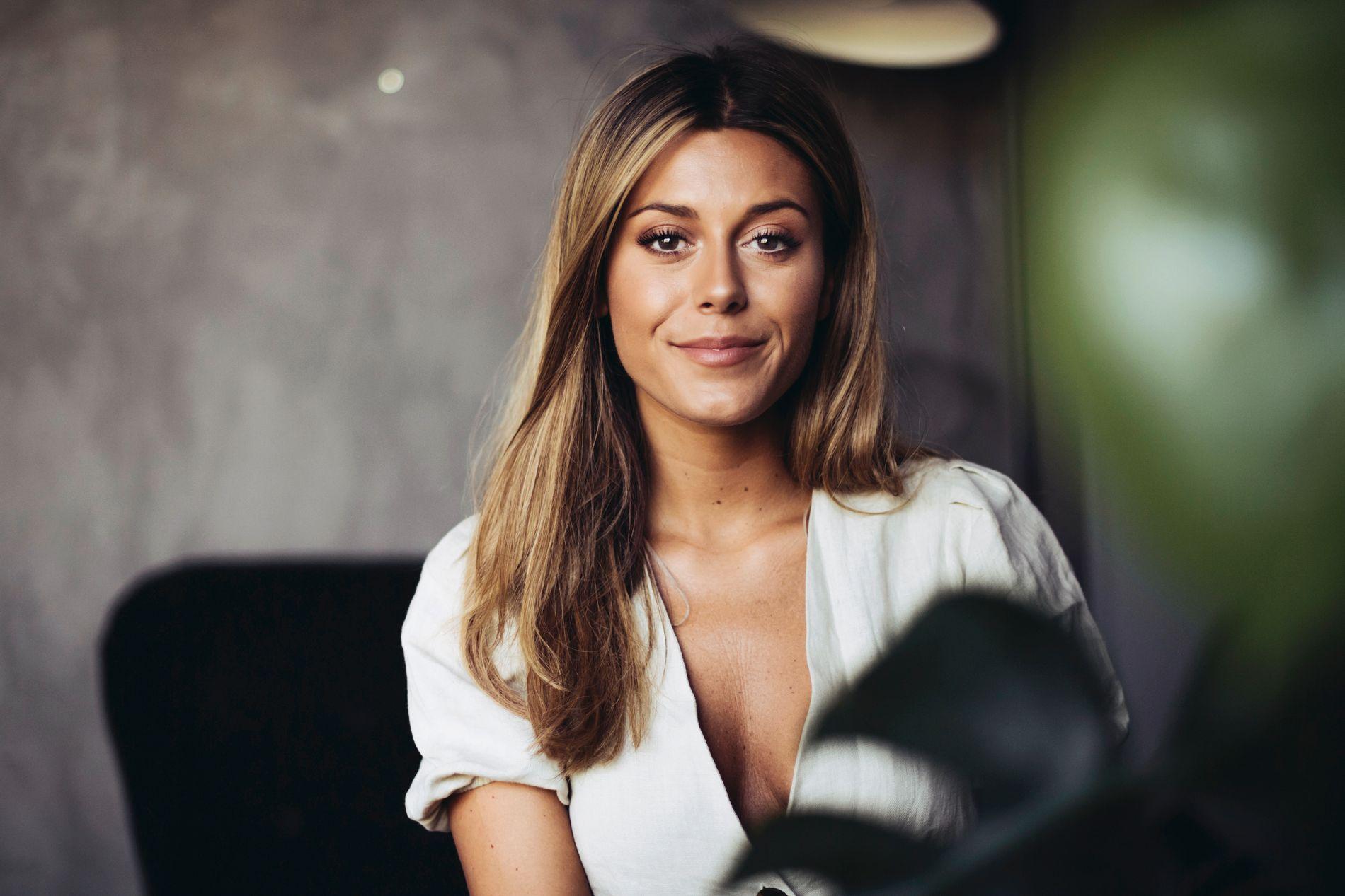 SVENSK INFLUENCER: Bianca Ingrosso (23) har flere hundretusener følgere i sosiale medier.