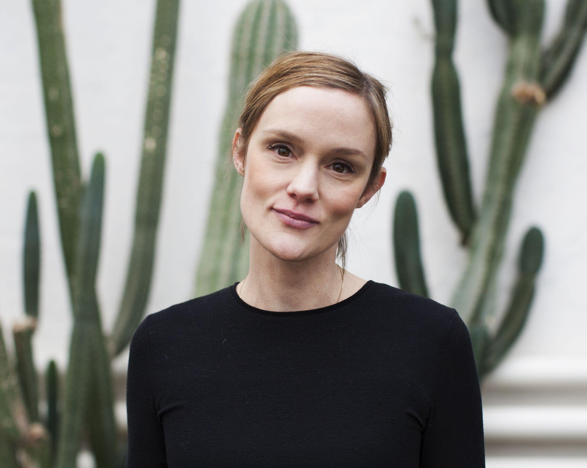 HUSKER DU? Kristin Bortolotti ble rikskjendis da hun spilte Charlotte Anker Hansen i Hotel Cæsar. Nå er hun tilbake - som barnebokforfatter.