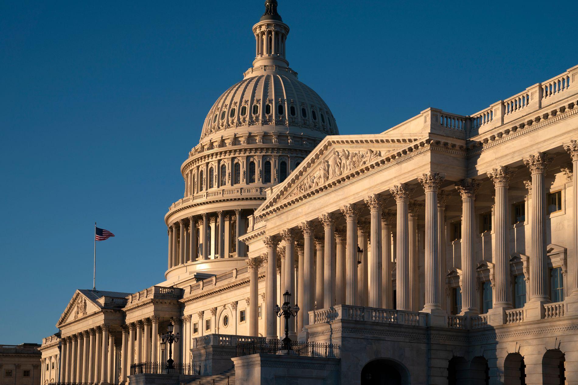 Som ventet ble resolusjonen vedtatt i Kongressens førstekammer tirsdag.