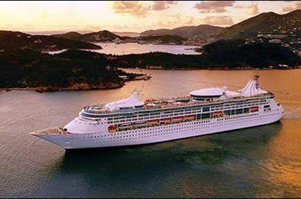 Royal Caribbean med ni cruise fra Oslo i 2010