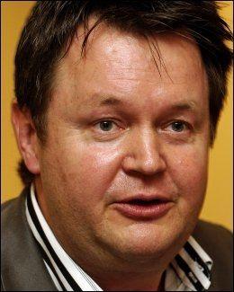 KLOKKETRO: MTG-sjef Larry Bringsjord mener Tommy har et stort potensial. Foto: VG