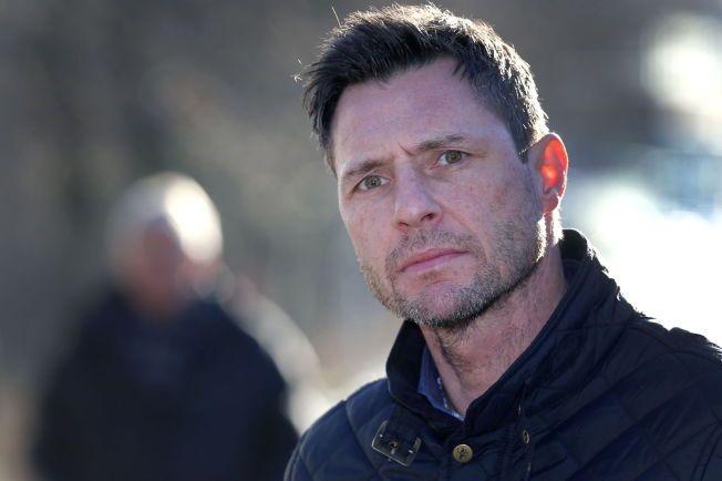 SVIKTET: Robin Schaefer (45) mener sjefene hans sviktet i Monika-saken