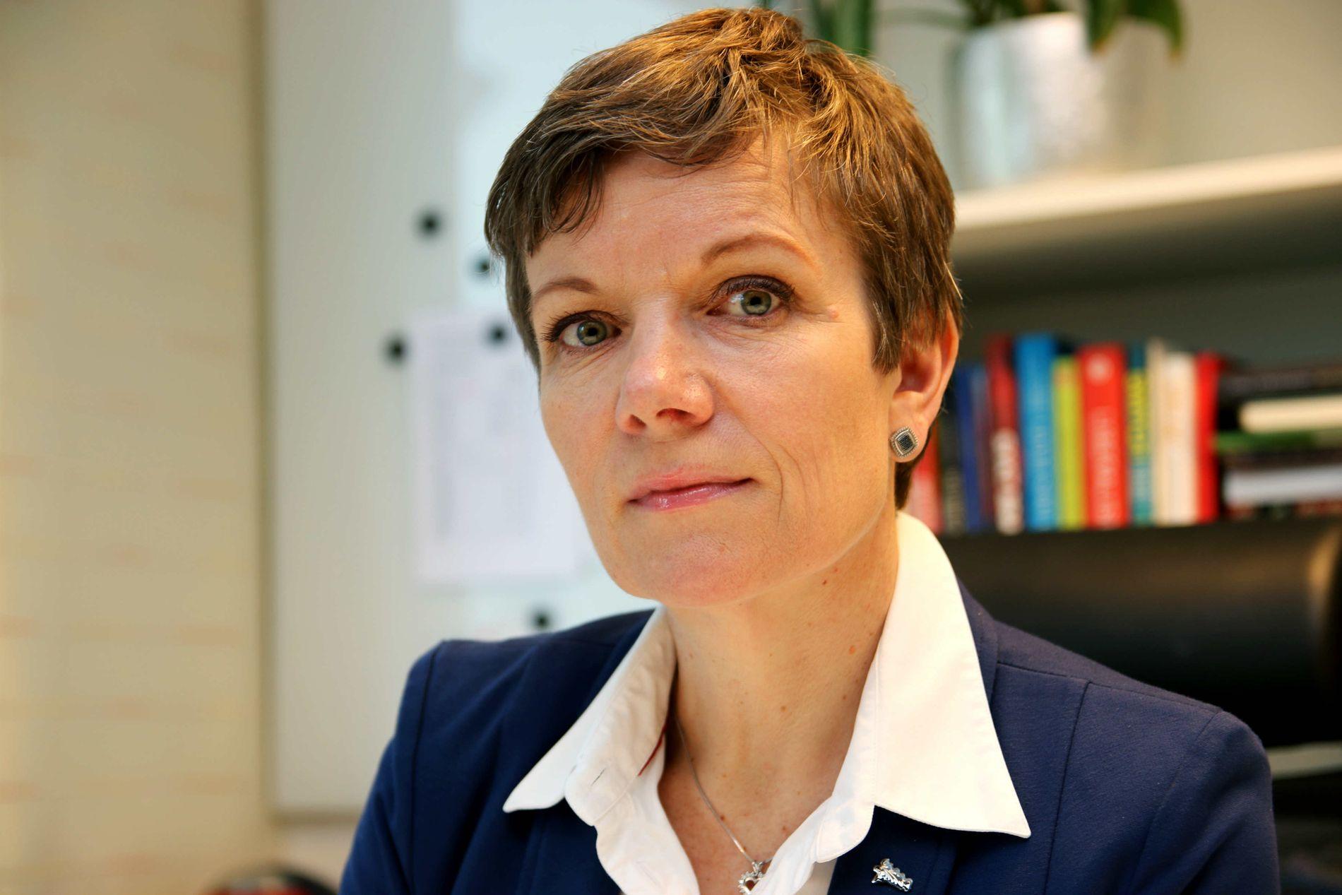 KRITISK: - Fastlegeordningen er i en alvorlig situasjon. Vi nærmer oss bristepunktet, skriver Marit Hermanen, president i Legeforeningen.