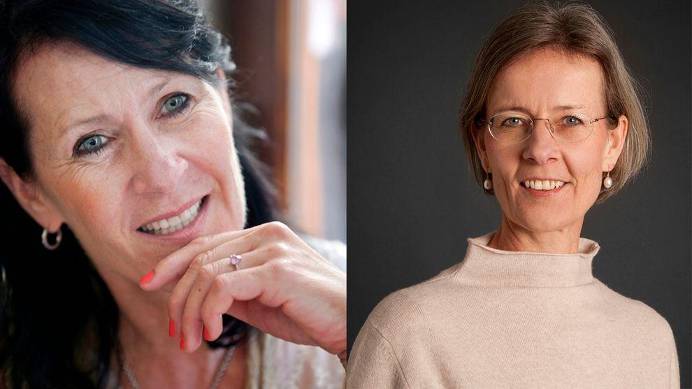 ROMANSTRID: I august kom Helga Hjorth sitt svar på søstren Vigdis Hjorths bok «Arv og miljø». Nå går Vigdis dypt inn i konflikten i en ny samtalebok.