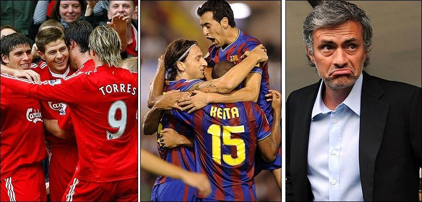 STJERNER PÅ VG NETT: I morgen kan du se tre av verdens aller beste fotball-lag LIVE på VG Nett. Foto: REUTERS/AFP/AP