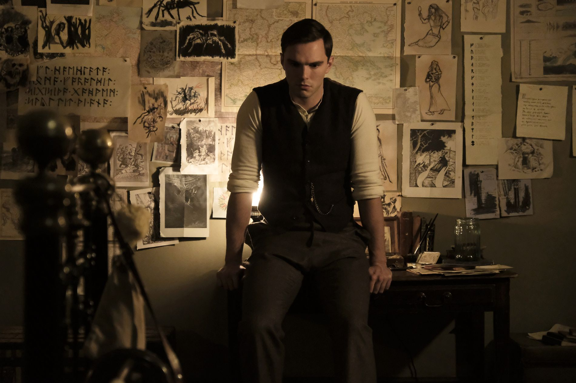 df836201 Filmanmeldelse «Tolkien»: Portrett av forfatteren som ung mann