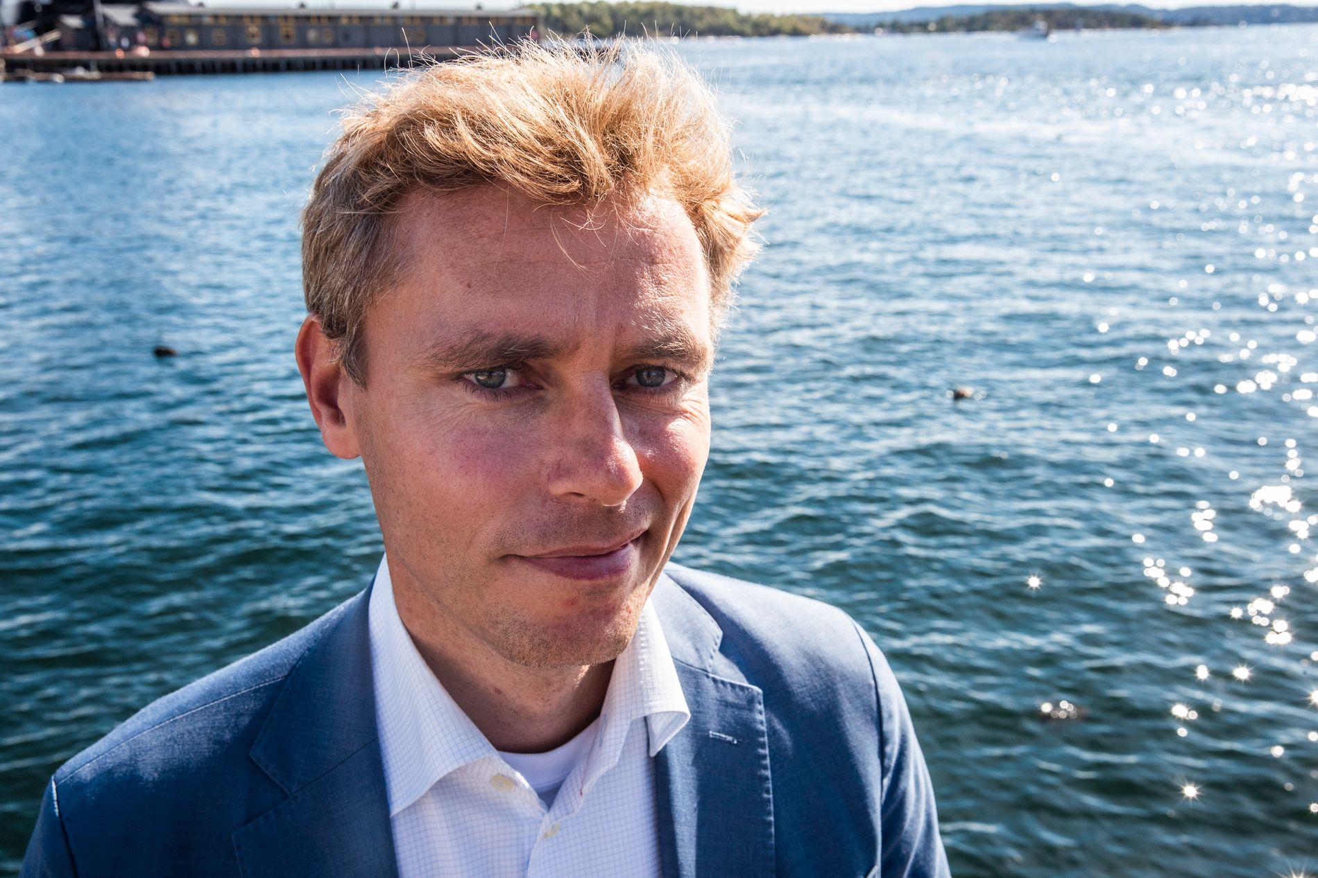 HAVMAT: Sp-nestleder Ola Borten Moe leder et partiarbeid i Senterpartiet frem mot landsmøtet neste år. Flere av forslagene kan provosere.