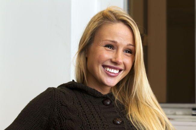 GRAVID: Rachel Nordtømme venter barn sammen med motocrosskjøreren André Villa. – Vi er kjempespente, men samtidig veldig klare for å ta imot den lille, skriver Nordtømme på bloggen sin.