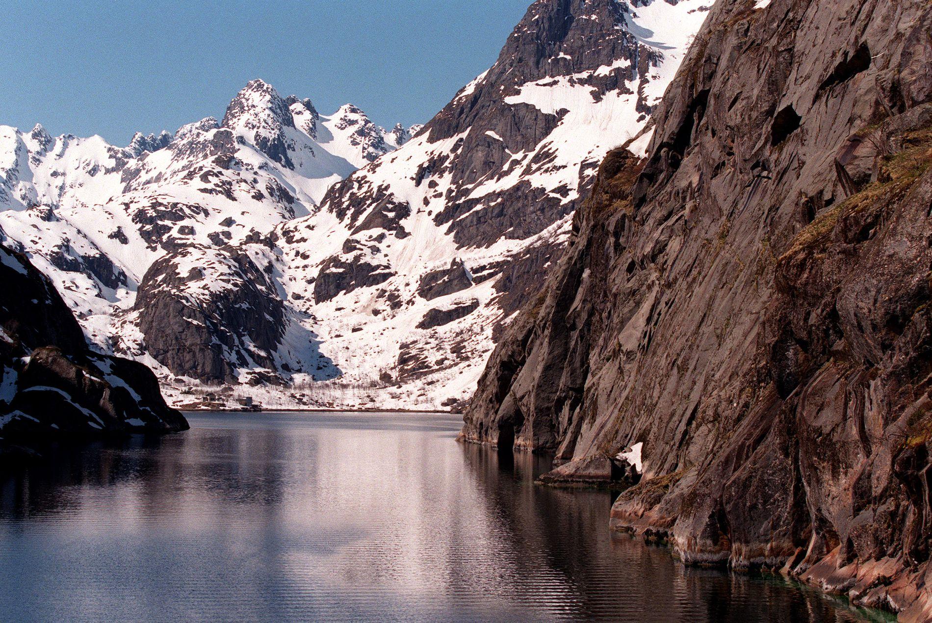 HOLLYWOOD VERDIG: Majestetiske fjell og vill norsk natur blir bakteppe for sluttsekvensen i filmen «Downsizing».