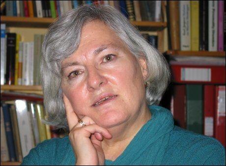 TILDELT PRIS: Filosof Nina Karin Monsen har tidligere mottatt Fritt Ord-prisen. Foto: Einar Solvoll
