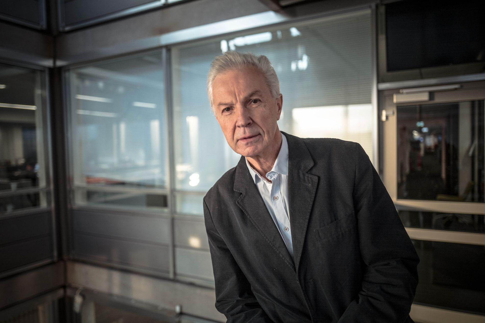 KRITISK: Sverre Lodgaard, seniorforsker ved Norsk Utenrikspolitisk Institutt (NUPI), er kritisk til norsk deltakelse.