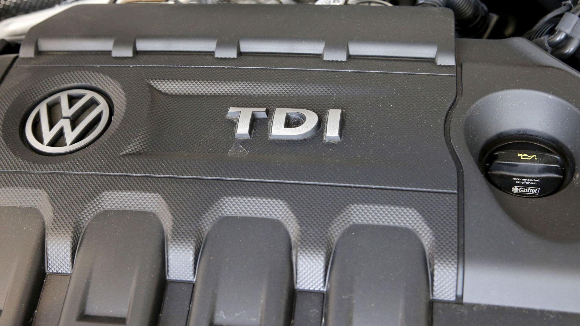 JUKS: Det er VWs 2.0 liters turbodieselmotor som skal ha hatt programvaren som lurte utslippstesten. Følgende modeller er rammet: VW Beetle, VW Jetta, VW Golf, VW Passat og Audi A3. (VW-konsernet eier Audi).