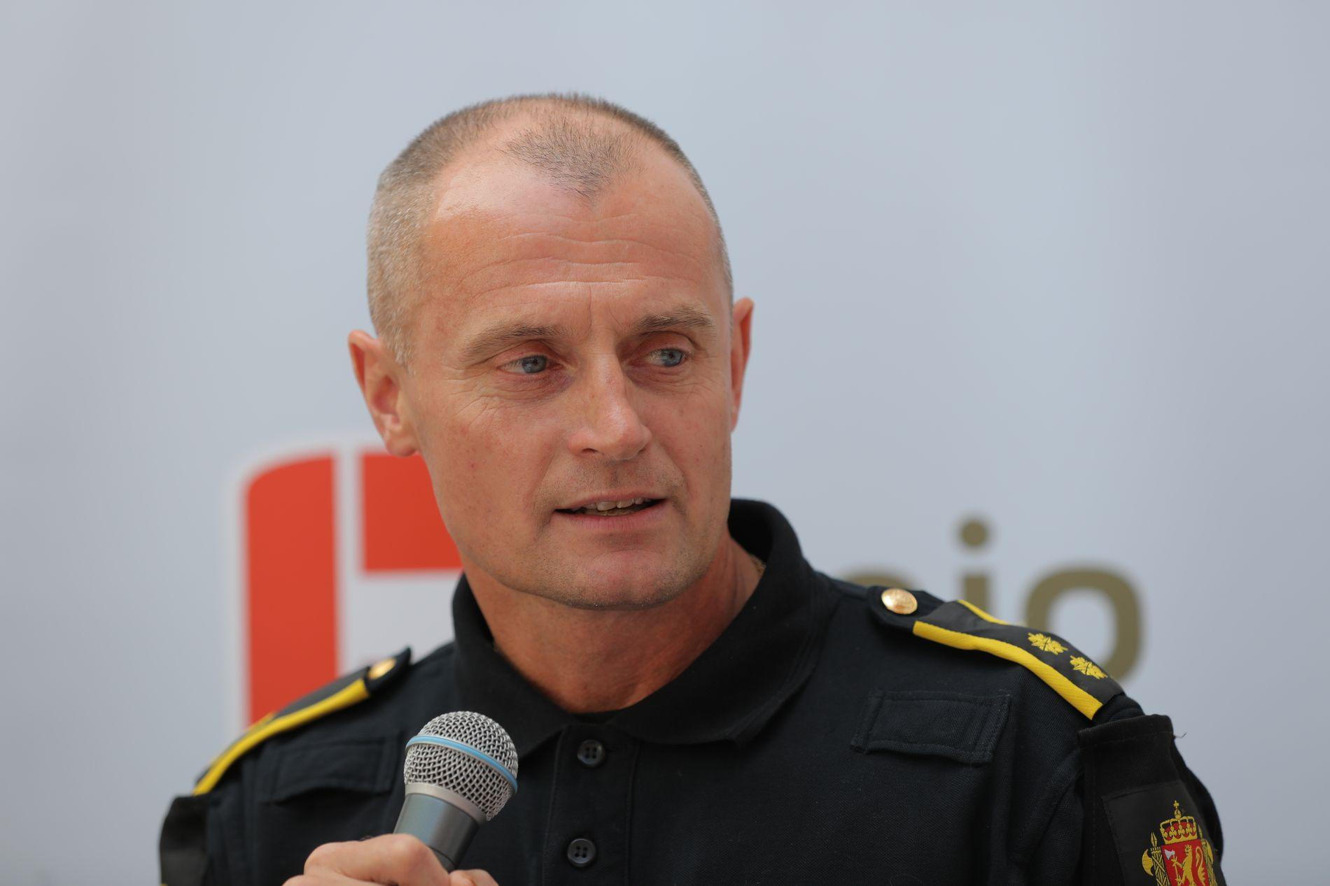 TAR PAUSE: Etter 29 år i politiet tar Arne Guddal permisjon, i frustrasjon over situasjonen slik han opplever den etter politireformen.