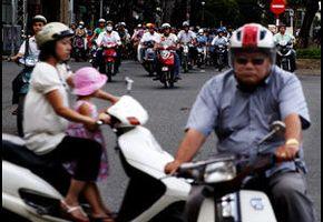 Forførende og kaotiske Vietnam