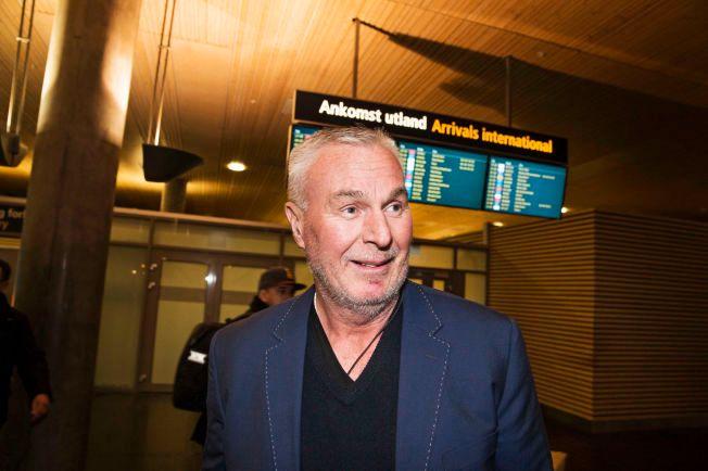 I NORGE: Espen Lee er tilbake i Norge etter å ha vært fengslet på Kypros.