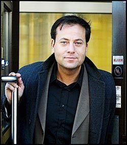 REAGERER: Arve Juritzen krever at hans navn blir tatt ut av det nye opplaget av Herodes Falsk-boka «De gærne har det ikke godt». Foto: SCANPIX