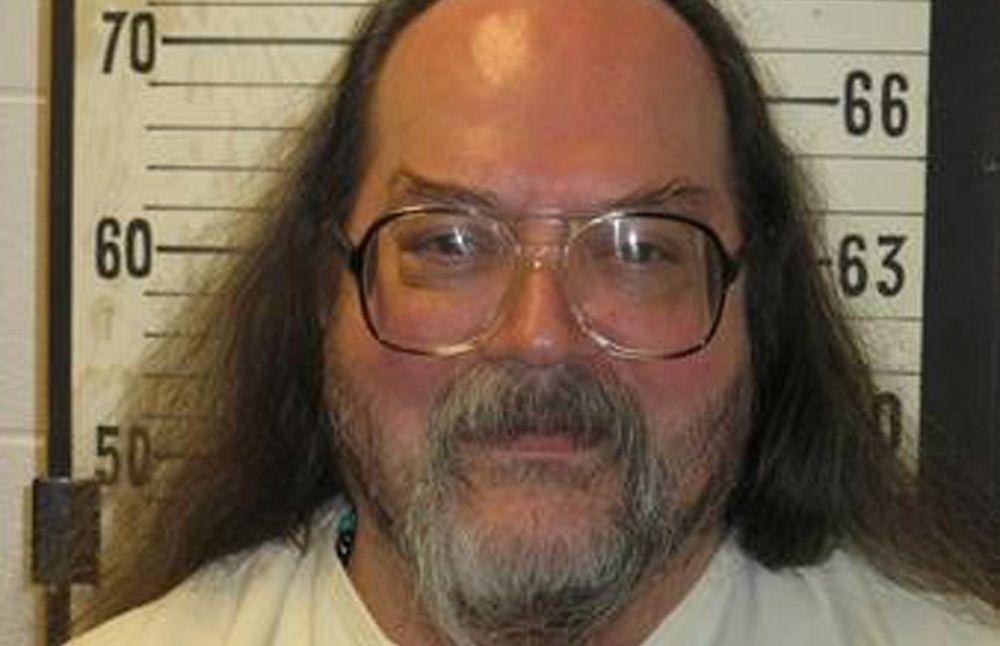 DØMT TIL DØDEN: 59 år gamle Billy Ray Irick er den første dødsdømte fangen som henrettes i Tennessee siden 2009.