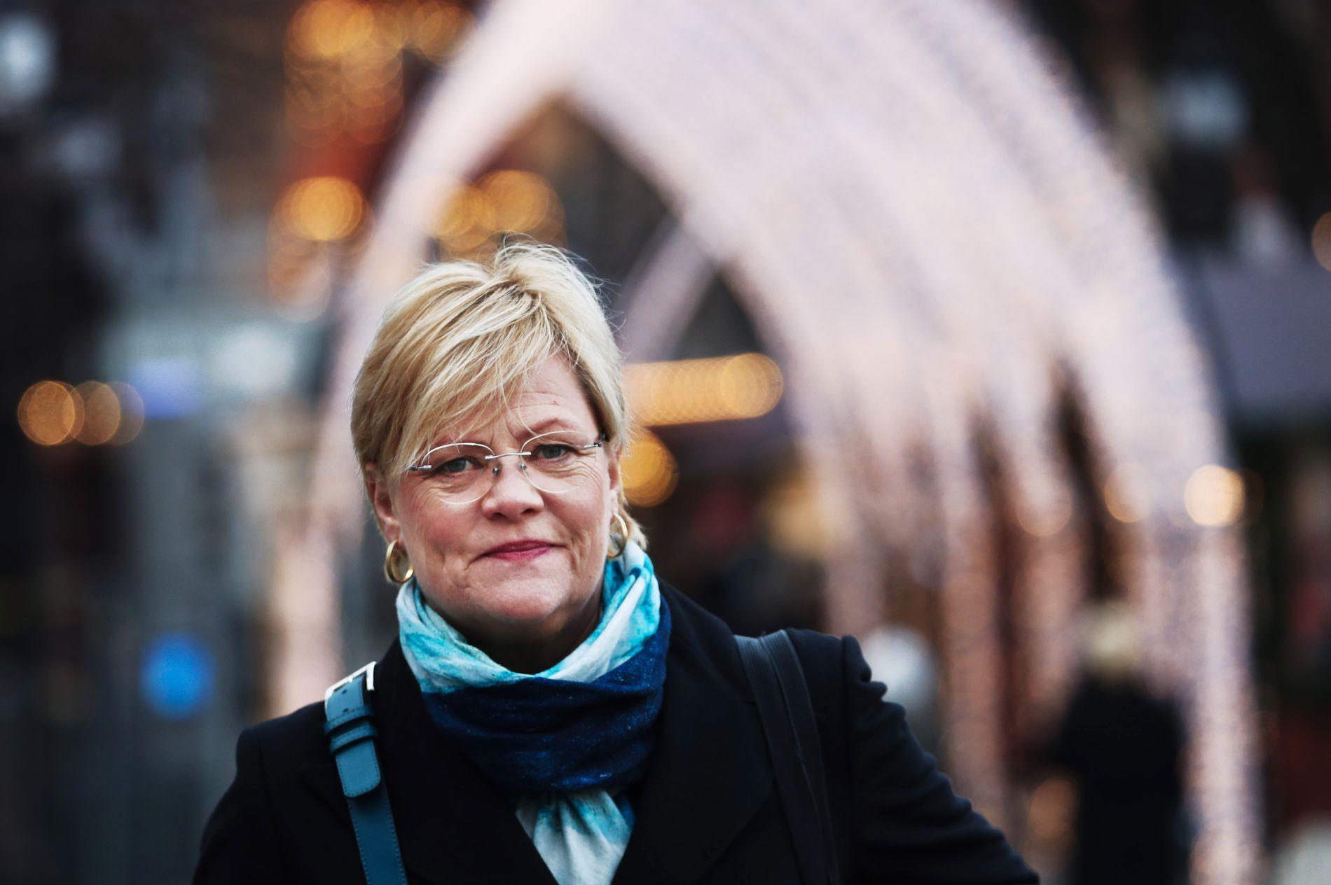 NY TID: Leder i Bioteknologirådet, Kristin Halvorsen, mener at hele grunnlaget for dagens abortdebatt kan endre seg på grunn av ny teknologi.