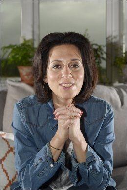 GRÅT MEST: Simone Eriksrud tok til tårene flere ganger under «Hver gang vi møtes». Foto: TV 2