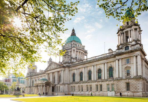 På weekendtur til Belfast