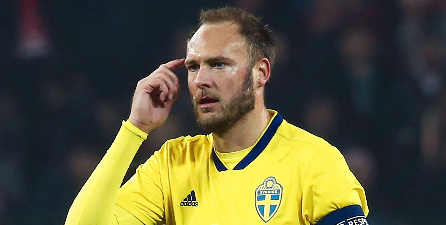 VM-GIGANT: Andreas «Granen» Granqvist.