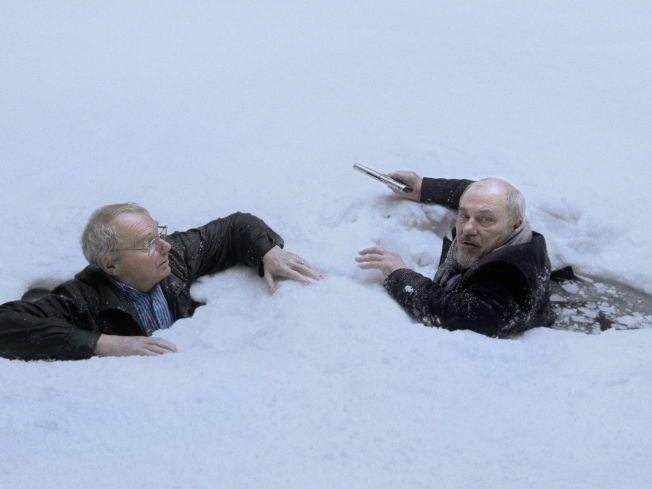 DOBBEL PRISVINNER: «Her er Harold» vant prisene for Beste foto og Beste mannlige skuespiller under lørdagens Amanda-utdelingen.