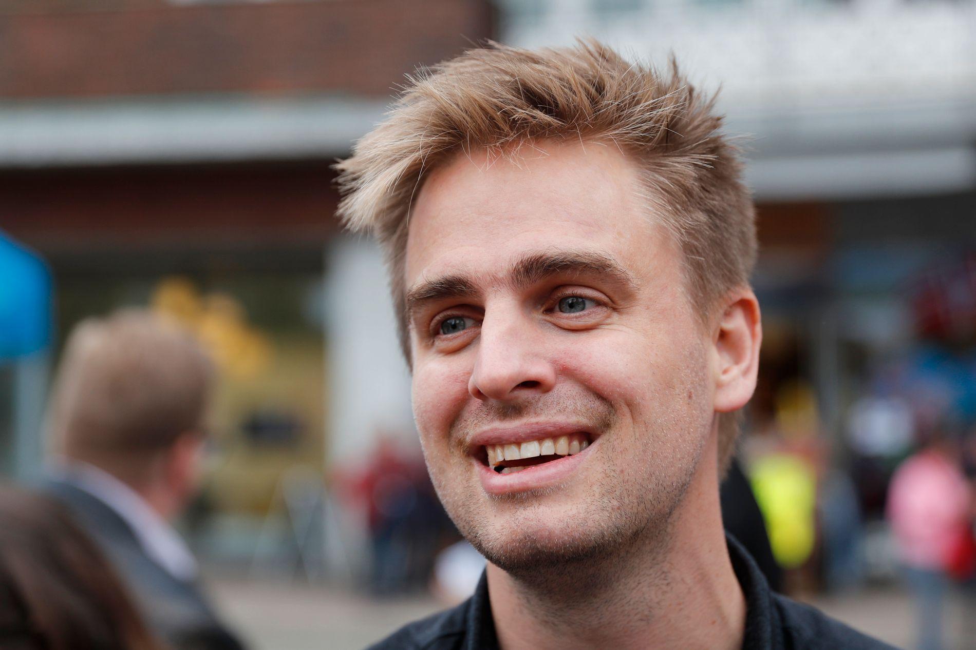 VIL KLAGE: Eivind Trædal i Miljøpartiet de grønne sier at han vil klage saken inn til Domeneklagenemnda.