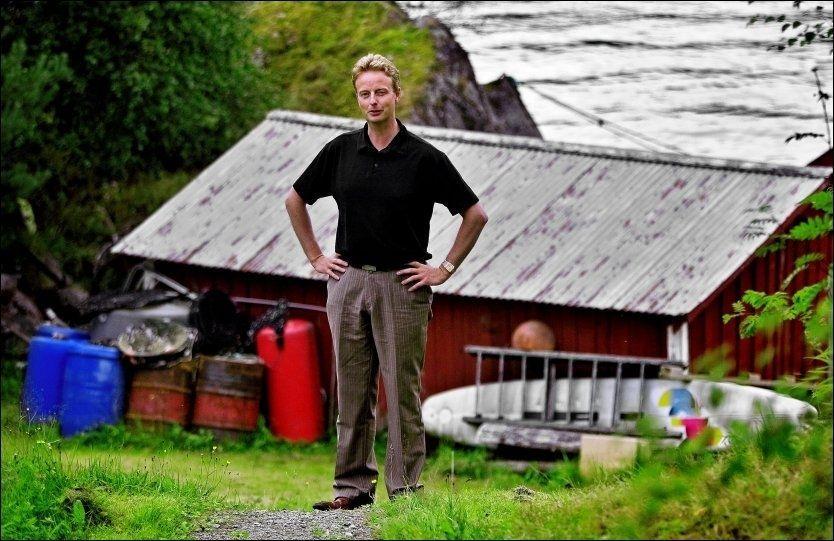 FØLELSER: Terje Søviknes innrømmer at sexskandalen han var involvert i for ni år siden, forsatt vekker sterke følelser. Foto: Øyvind Nordahl Næss