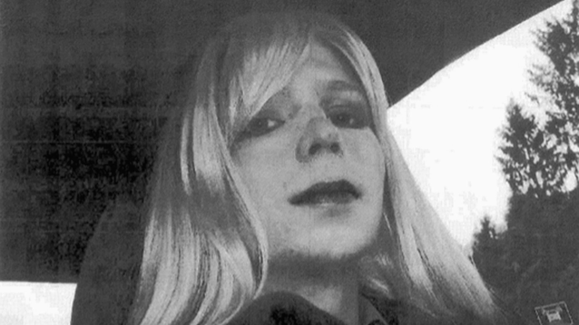 SNART FRI: Chelsea Manning, som lekket 700.000 Pentagon-dokumenter til WikiLeaks, er benådet av president Barack Obama og slipper å sone ferdig dommen på 35 år.