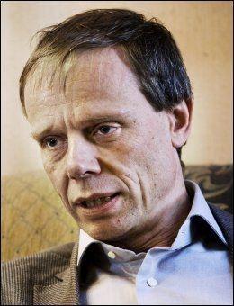 37 ÅR ETTER: Christer Fuglesang var den første svensken i verdensrommet i 2006 - 37 år etter at Armstrong tok de første stegene på overflaten. Foto: Frode Hansen, VG (Arkivfoto)