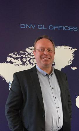 Andreas Kolstø, leder for personsertifiseringer i DNV GL.