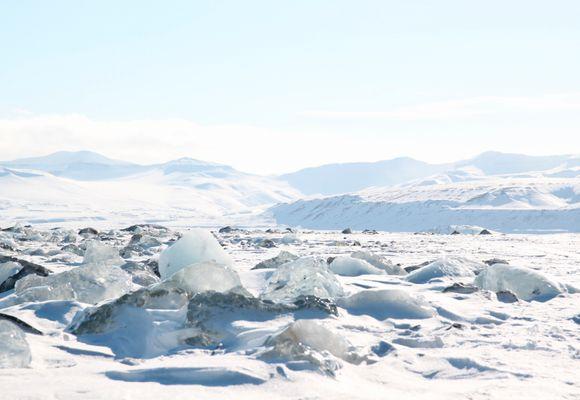 Svalbard: Ville vintereventyr på 78 grader nord