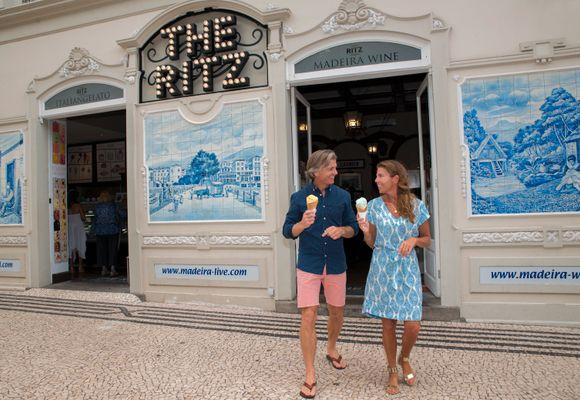 Madeira - en perle i Portugal