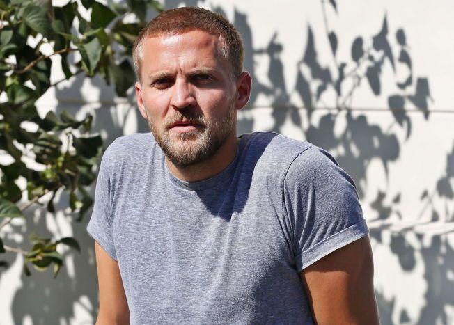 VIKING:  Tobias Santelmann har en sentral rolle i nye stor BBC-serie. Foto:Nils Bjåland/VG