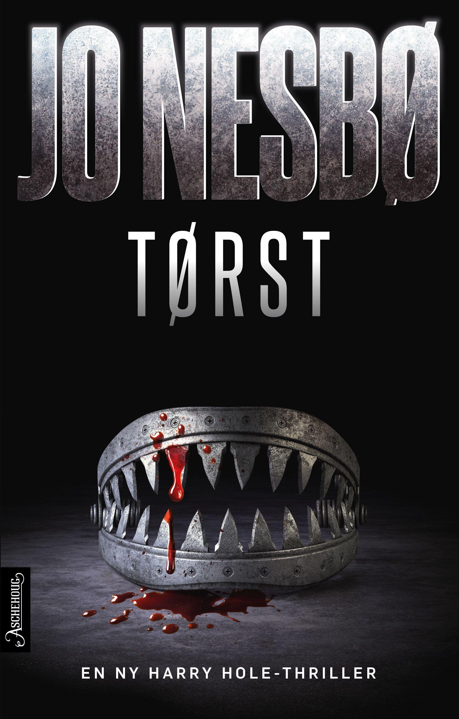 BOKOMSLAG: Slik ser Harry Hole-bok nummer 11 ut. Jo Nesbø har røpet at bokens arbeidstittel var «Vampyristen».