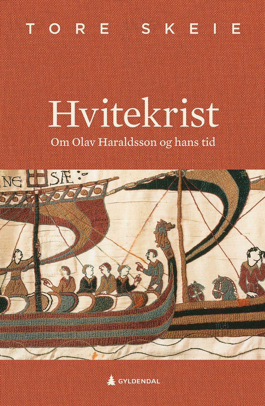 MERK DEG NAVNET: Tore Skeies første bind i en serie på fem bøker om Norges store viking- og middelalderkonger imponerer VGs anmelder Guri Hjeltnes.