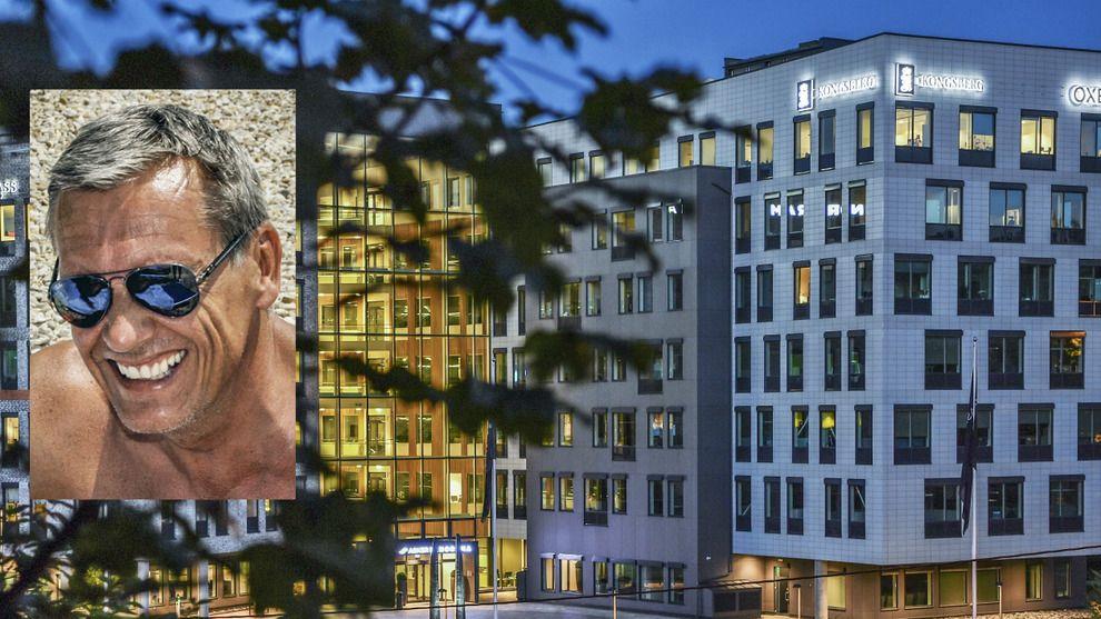 ANKET: Dag Tore Sekkelsten, tidligere salgssjef i Kongsberg Defence & Aerospace, mente bevisføringen i tingretten var feil - og anket saken til lagmannsretten.